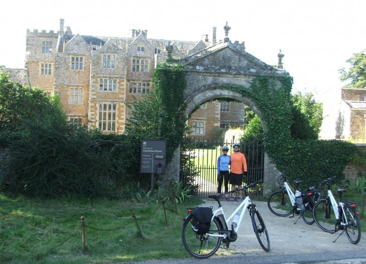 windrush Cycle Tour at Chastleton House