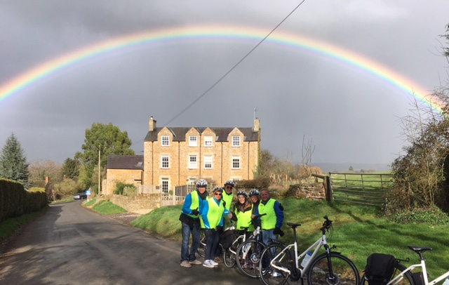 Cotswold electric bike vacation
