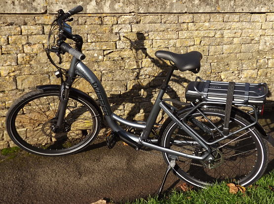 New e-bikes for cycling vacations in the Cotswolds, 2018